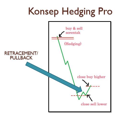 Cara hedging di forex